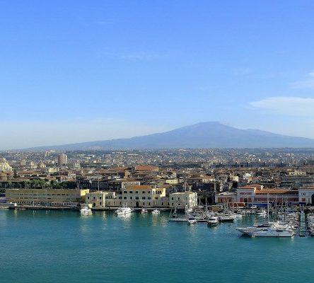 Catania: first national tourist destination